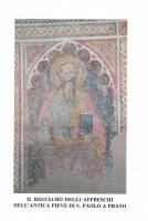<h0>Il restauro degli affreschi dell'antica Pieve di S. Polo a Prato</h0>