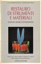 Restauro di Strumenti e Materiali <span>Scienza Musica Etnografia</span>