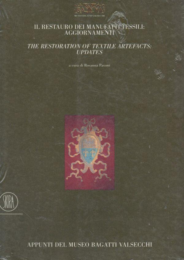 Il restauro delle arti decorative Metodologie ed esempi