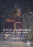 Il restauro del sipario istoriato di Antonino Calcagnadoro La resa di Gerusalemme Teatro Flavio Vespasiano -Rieti