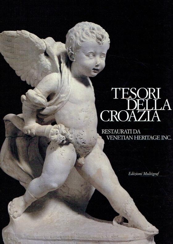 Tesori della Croazia restaurati da Venetian Heritage Inc.