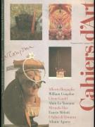 <h0>Cahiers d'Art <span><em>n. 13 giugno 1996</em></span></h0>