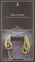 Arte Povera <span>Interviste curate e raccolte da Giovanni Lista</span>