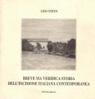 Breve ma veridica storia dell'incisione italiana contemporanea
