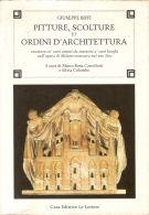 Pitture, Scolture et Ordini d'Architettura