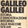 Istoria e dimostrazione intorno alle macchie solari