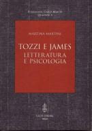 Tozzi e James <span>Letteratura e Psicologia</span>