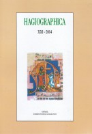 <h0>Hagiographica <span>XXI - 2014</h0>