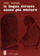 La lingua Etrusca senza più mistero