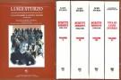 <h0>Luigi Sturzo<span><i>Vita pensiero e scritti inediti <SPAN>4 Voll.</i></spaN></h0>