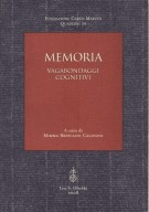 MEMORIA <span>Vagabondaggi cognitivi</Span>