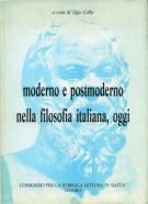 Moderno e Postmoderno <span>nella filosofia italiana oggi</span>