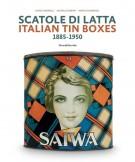<h0>Scatole di latta <span></span>Italian Tin Boxes <span><i>1885-1950</i></Span></h0>