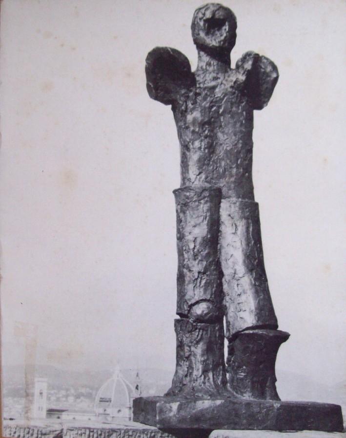 Trittico paesistico romano del '700