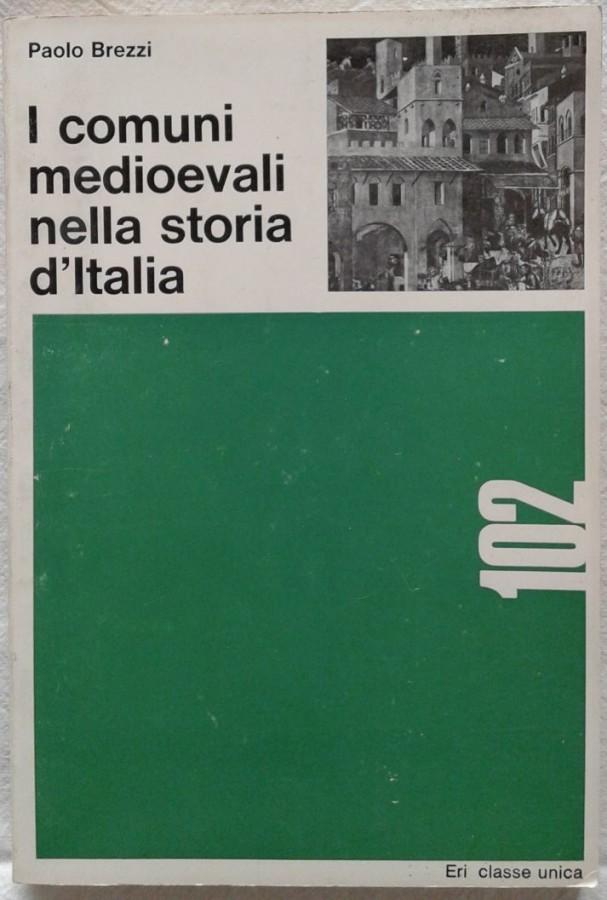 I comuni medioevali nella storia d'Italia