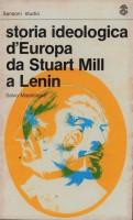 <h0>Storia ideologica d'Europa da Stuart Mill a Lenin</h0>