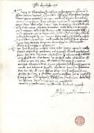 Autografi dell'Archivio Mediceo avanti il Principato
