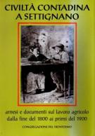 Civiltà contadina a Settignano <span>Arnesi e documenti sul lavoro agricolo dalla fine del 1800 ai primi del 1900</span>