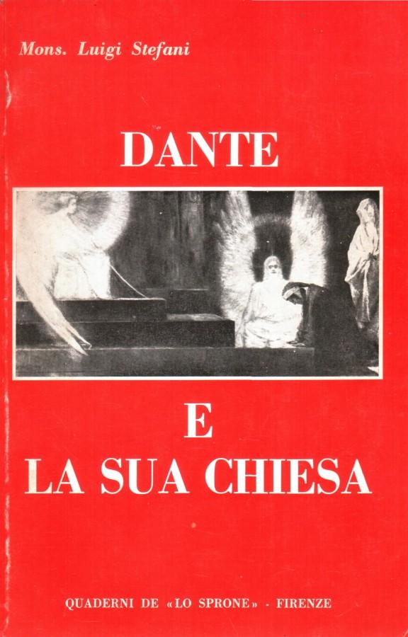 Dante e la sua Chiesa