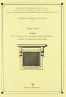 <h0>Finestre <span><i>Tratte da alcune fabbriche insigni di Firenze e incise da Ferdinando Ruggieri</i></span></h0>