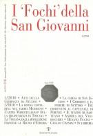 <h0>I 'Fochi' della San Giovanni <span><i>a. XXXVI, n. 1-2 gennaio-agosto 2010</i></span></h0>