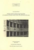 <h0>Il Teatro dell'Accademia degli Imperfetti <span><i>e il contributo di Giovanni Fantoni Labindo alla realizzazione dello stesso</i></span></h0>
