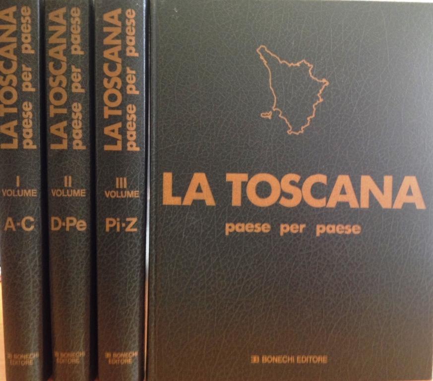 La Splendida Storia di Firenze 4 Voll.