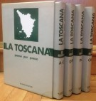 La Toscana <span>Paese per Paese</Span> <span> 4 Voll.</span>