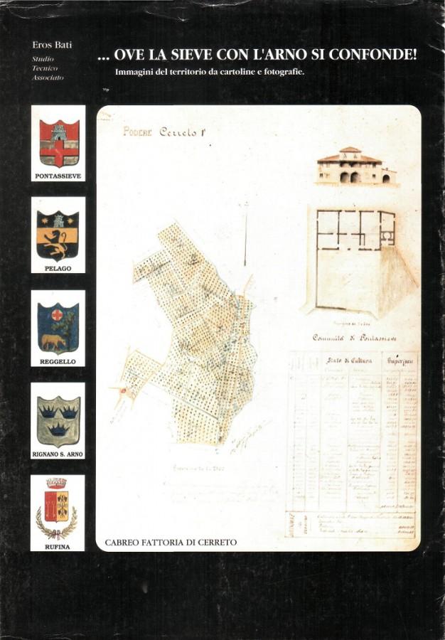 ...Ove la Sieve con l'Arno si confonde! Immagini del territorio da cartoline e fotografie