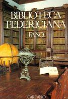 Biblioteca Federiciana <span>Fano</span>