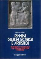 <h0>Rimini guida storica e artistica <span>La Riviera di Romagna da Cervia a Cattolica e dintorni</span></h0>