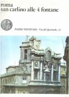<h0><span><i>Roma </i></span>San Carlino alle 4 fontane </h0>