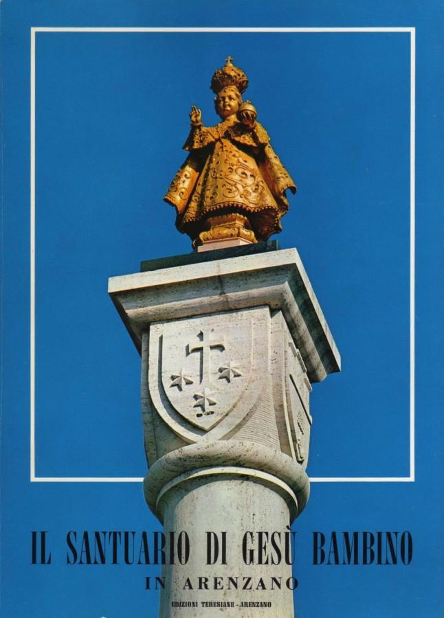Il Santuario di Gesù Bambino di Praga in Arenzano