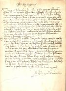 Antonii Benivienii Enkomion Cosmi ad Laurentium Medice