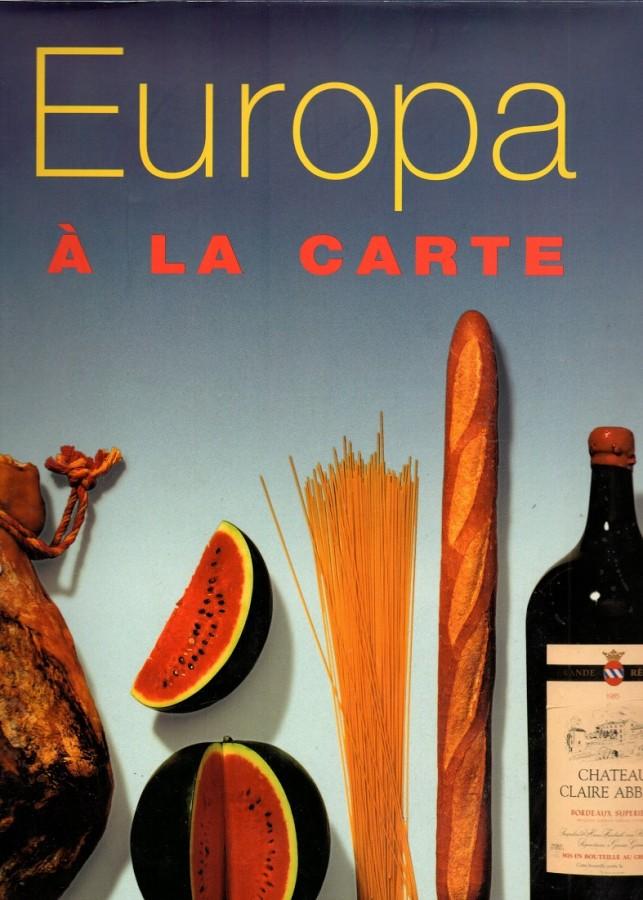 EUROPA � LA CARTE