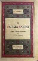 Il Poema Sacro Guida Storico-Religiosa alla Divina Commedia