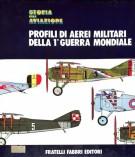 Profili di Aerei Militari della 1° Guerra Mondiale