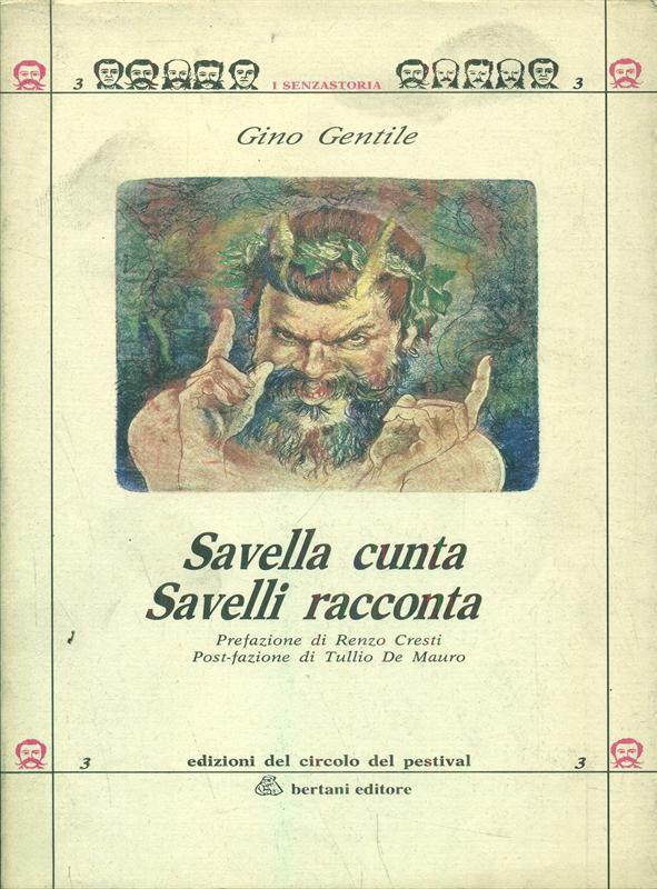Savella cunta Rurici Rumanze - Savelli racconta Dodici Fiabe