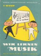 <h0>Wir lernen Musik <span><i>Band 1 </i></span></h0>